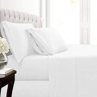 Fresh Linen Malina Cotton Jersey Bed Sheet Set