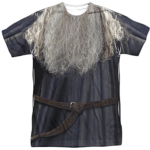 Lord of the Rings Gandalf the Gray Short-Sleeve Tee - Men