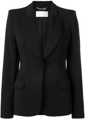 Alberta Ferretti wide lapel blazer