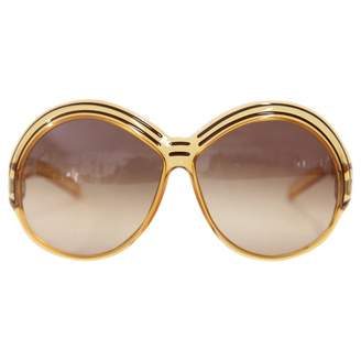 fa1ab9c9c8c1 Christian Dior Yellow Sunglasses For Women - ShopStyle UK