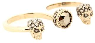 Alexander McQueen Multi-finger ring
