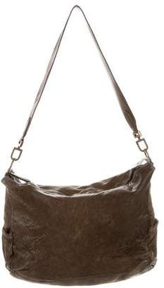 Brunello Cucinelli Leather Crossbody Bag