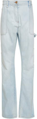 Versace Straight Leg Denim Pant