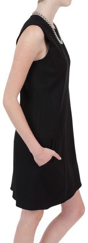 Helmut Lang Low Waist Dress
