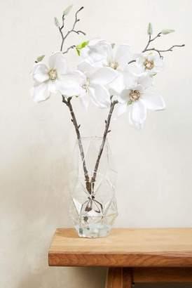 Next Faceted Magnolia Vase