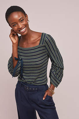Eva Franco Berteau Striped Top