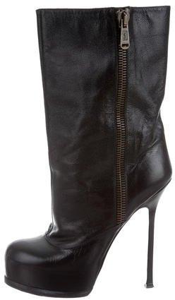Saint LaurentYves Saint Laurent Tribute Two Ankle Boots