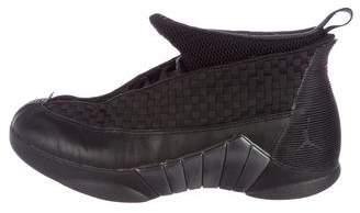 Nike Jordan 15 Mid-Top Sneakers