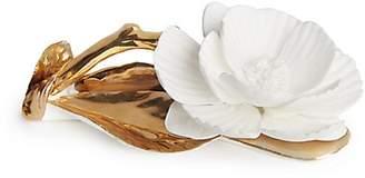 AERIN Porcelain & 18K Gold Garden Rose