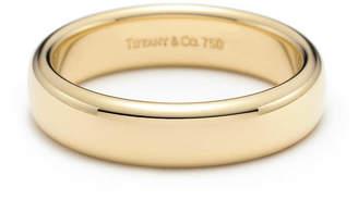 Tiffany & Co. ClassicTM wedding band ring