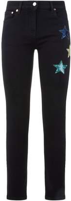 Valentino Sequin Star Jeans