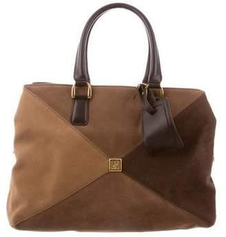 Diane von Furstenberg Large Satchel Bag