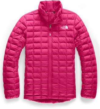 The North Face Girl's Quilted ThermoBall Stand Collar Jacket, Size XXS-XL