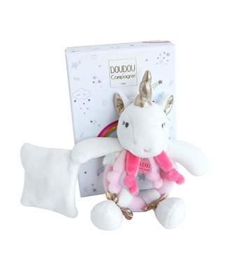 Doudou Et Compagnie Rattle Unicorn