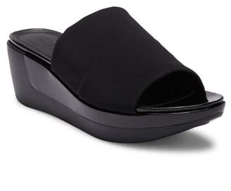 Kenneth Cole Reaction Pepea Slide Platform Wedge Sandal