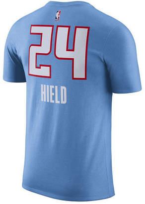 Nike Men's Buddy Hield Sacramento Kings City Player T-Shirt