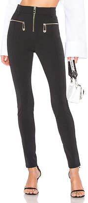 Versus By Versace Zipper Trousers