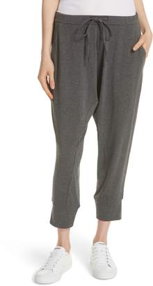 Eileen Fisher Drawstring Slouchy Crop Pants