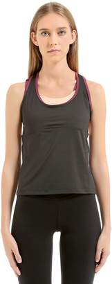 Emporio Armani Ea7 Ventus Tank With Built-In Bra