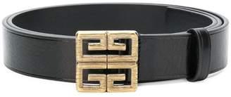 Givenchy (ジバンシイ) - Givenchy ロゴバックル ベルト