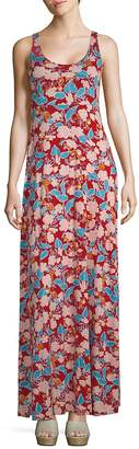 Rachel Pally Women's Esther Floral-Print Maxi Dress
