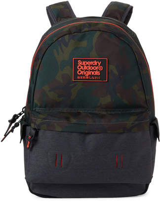Superdry Camo Inter Montana Backpack