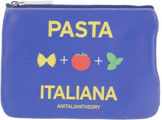 Azzurra Gronchi + AN ITALIAN THEORY Pouches - Item 46556231