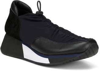 Donald J Pliner Prinze Crepe Sneaker