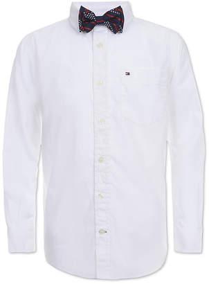 Tommy Hilfiger Big Boys Kramer Bowtie Shirt