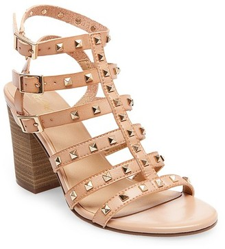 Mossimo Women's Becky Studded Strappy Heel Gladiator Sandals - Mossimo Black $32.99 thestylecure.com