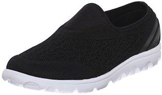 Propet Women's Travelactiv Slip-On Fashion Sneaker $59.95 thestylecure.com