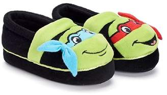 Nickelodeon Boys Teenage Mutant Ninja Turtles Slippers TMNT Power