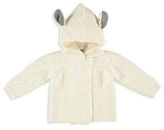 Stella McCartney Unisex Knit Hooded Bunny Cardigan - Baby