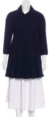 Miu Miu Wool Short Coat