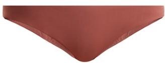 Dos Gardenias - Billy Low Rise Bikini Briefs - Womens - Pink