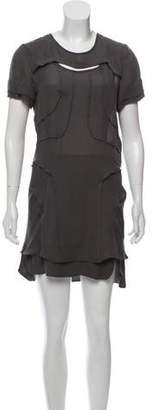Isabel Marant Paneling Midi Dress