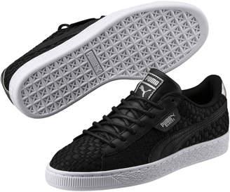 Basket Satin En Pointe Women's Sneakers