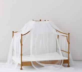Pottery Barn Kids Maison Canopy Doll Bed