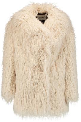 Ainea Faux fur coat $680 thestylecure.com
