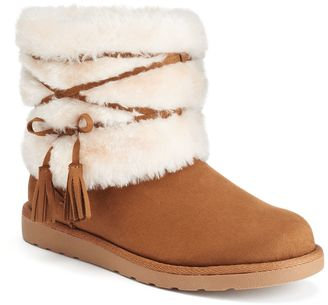 SO® Women's Fold-Over Boots $69.99 thestylecure.com