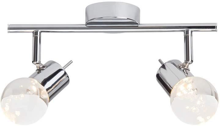 EEK A+, LED-Deckenleuchte Lastra 2-flammig