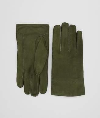 Bottega Veneta Forest Suede Glove