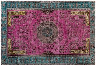 """One Kings Lane Vintage Turkish Rug - 6' x 8'9"""" - Apadana"""