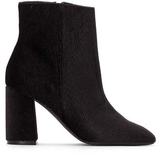La Redoute COLLECTIONS High Heel Velvet Ankle Boots