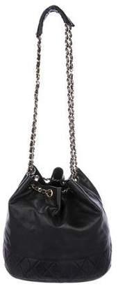 Chanel CC Bucket Bag