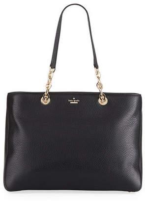 Kate Spade Murray Street Dee Zip-Top Shoulder Tote Bag