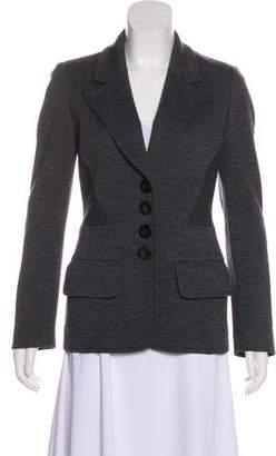 Sonia Rykiel Structured Button-Up Blazer