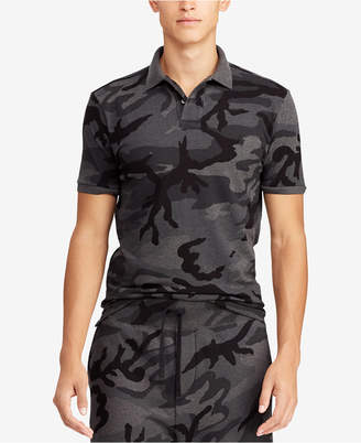 Polo Ralph Lauren Men Classic Fit Camouflage Polo