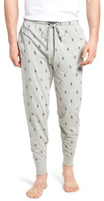 Men's Polo Ralph Lauren Knit Pony Lounge Pants $42 thestylecure.com