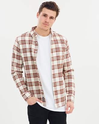 Mason Long Sleeve Check Shirt